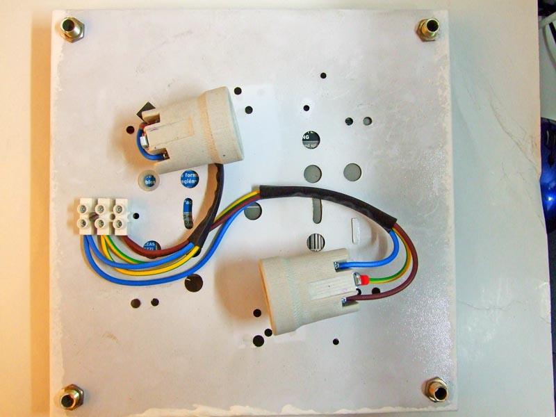 Schema Elettrico Per Neon A Led : Schema elettrico per tubo al neon come sostituire un