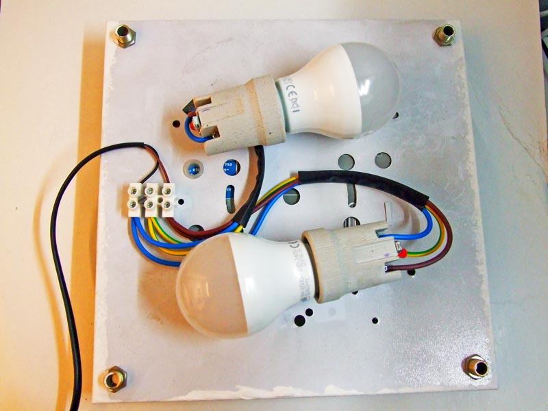 Plafoniera Neon Fai Da Te : Ilsitodelfaidate.it fai da te elettricità modificare una