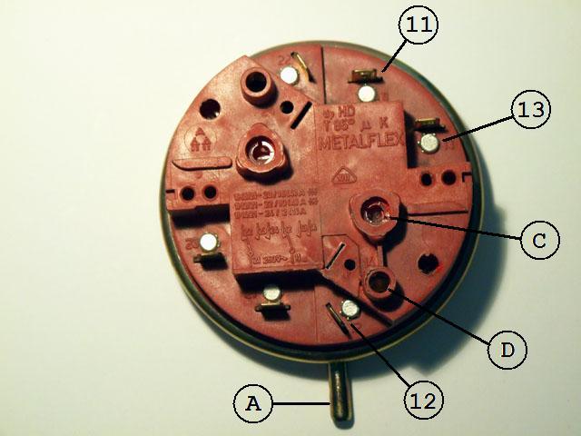 Schema Elettrico Pressostato Lavatrice : Ilsitodelfaidate fai da te elettrodomestici come