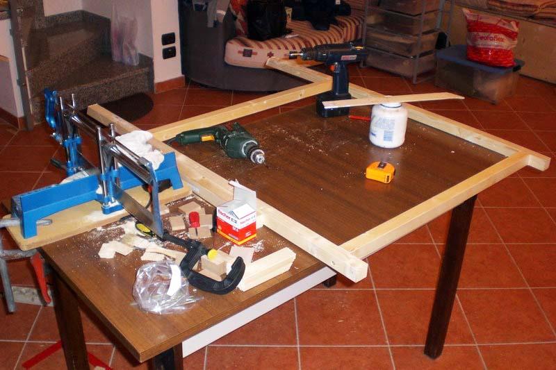 Ilsitodelfaidateit Fai Da Te Falegnameria Costruire Un Mobile