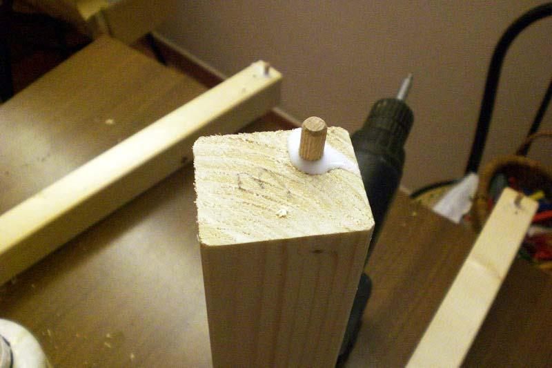 Fai da te falegnameria costruire un mobile per un sottoscala - Mobile legno fai da te ...