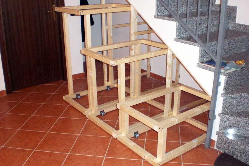 Fai da te falegnameria costruire - Fai da te mobili cucina ...