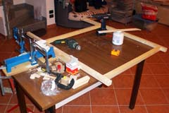 Fai da te falegnameria costruire - Costruire porta scorrevole ...