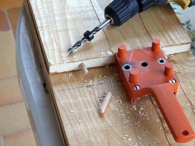 Super come costruire un mobile da cucina bg22 pineglen - Costruire mobili in legno fai da te ...