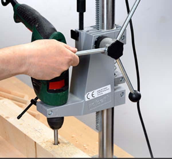Finestre antisfondamento frese legno per trapano a colonna for Banco fresa legno