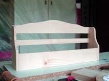 Fai da te falegnameria costruire un semplice portaspezie in legno per la - Costruire letto contenitore ...