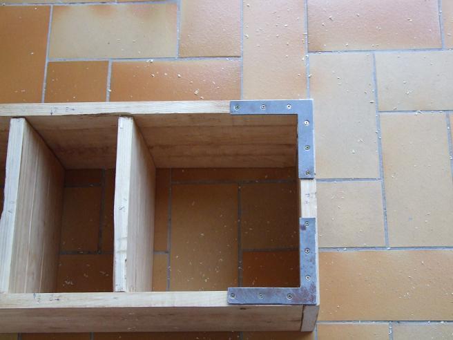 Fai da te falegnameria costruire un porta cd e videocassette di legno 4 - Porta cd fai da te ...