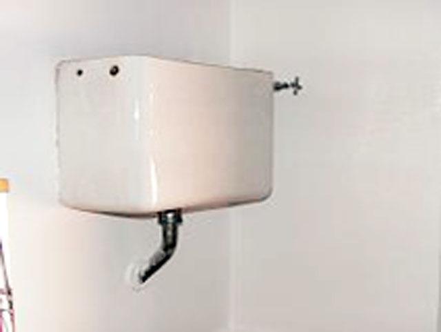 Sciacquone water boiserie in ceramica per bagno - Aspiratore bagno senza uscita esterna ...